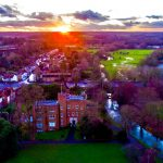 Hertford – A Birds Eye View